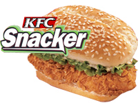 Kentucky Fried Chicken - Snacker Sandwich