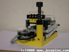 Lego Technics Scissor Lift